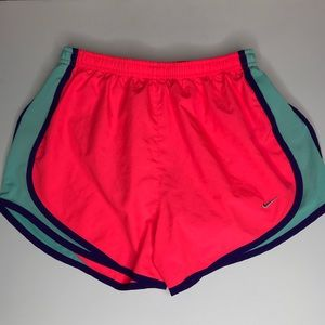 Nike Dri Fit Shorts With Built In Underwear